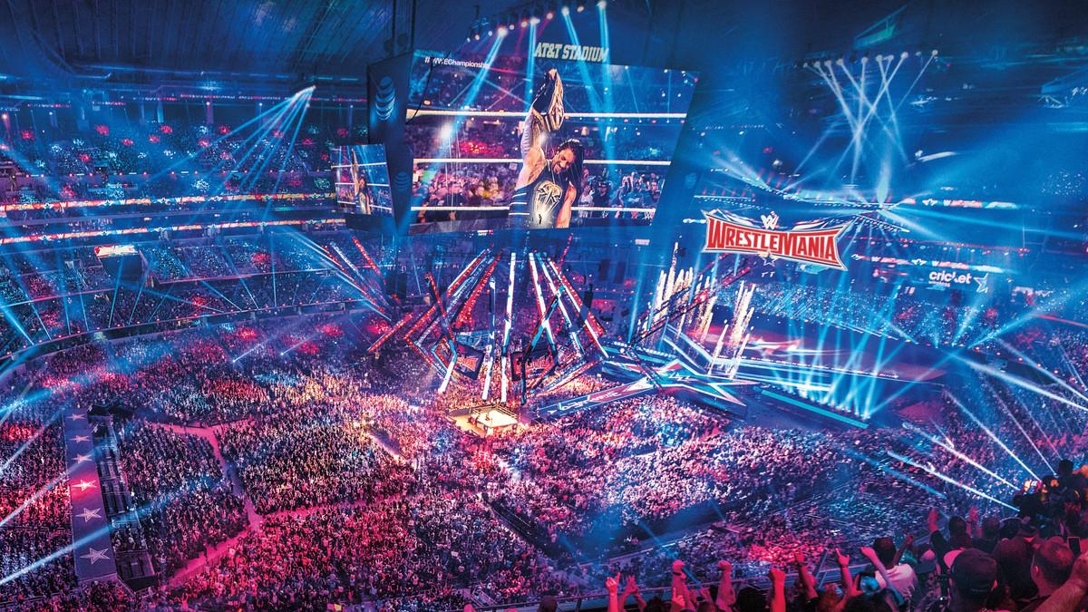 WrestleManiaTickets on Sale Friday, November 12